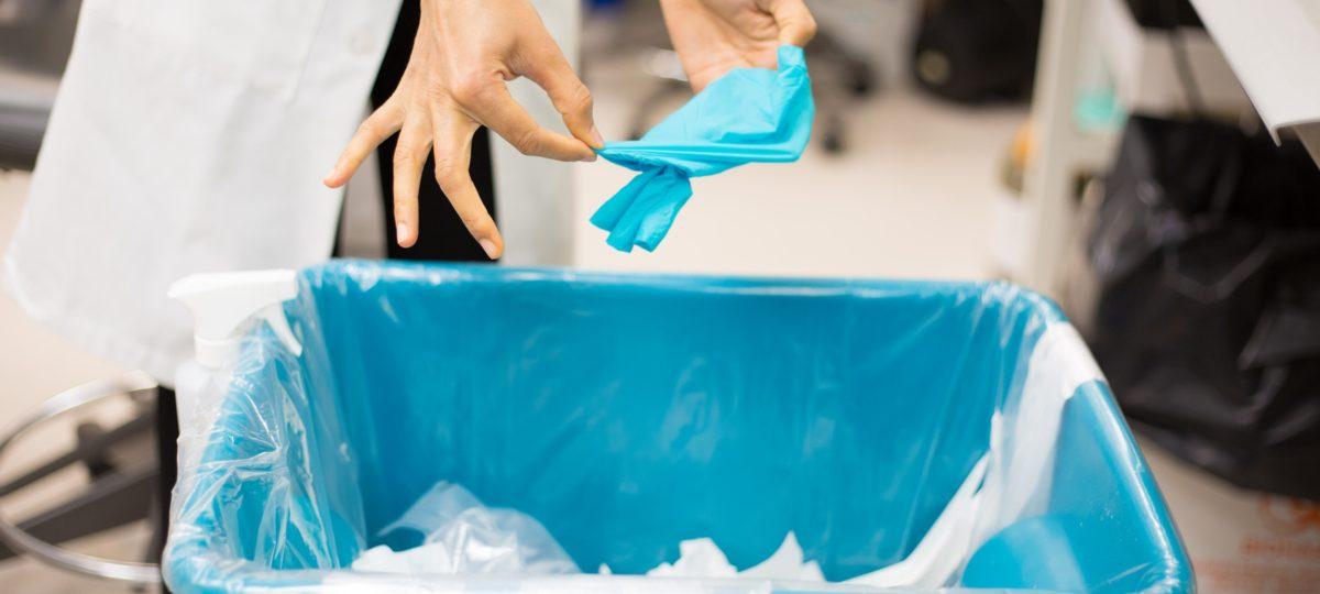 system gospodarowania odpadami medycznymi